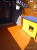 Юные волонтёры построили новый вольер для щенков
